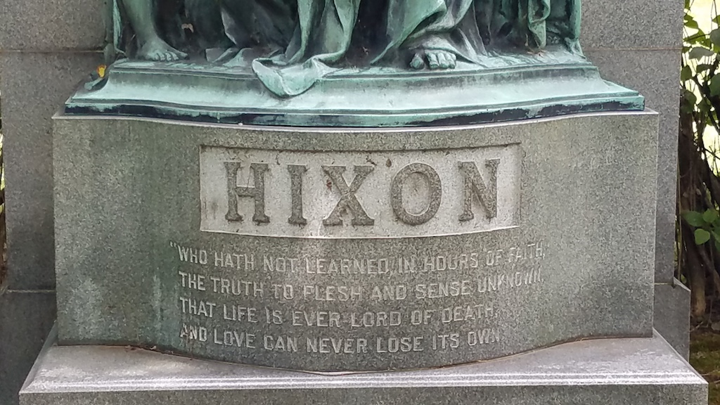 HixonMonumentInscription